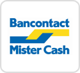 Bancontact / Mister Cash betaling
